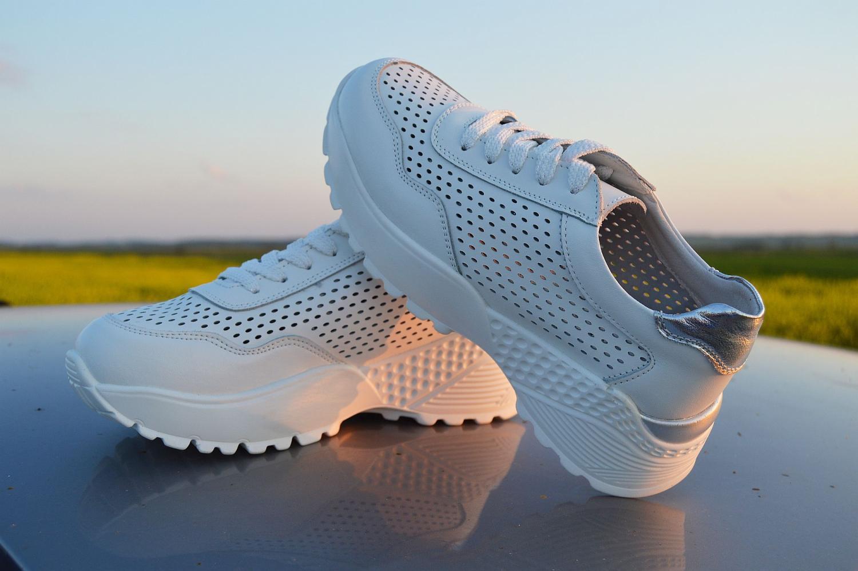 Sportowe buty - czas wyjść z domu!