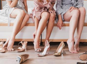 Najlepsze obuwie damskie na lato
