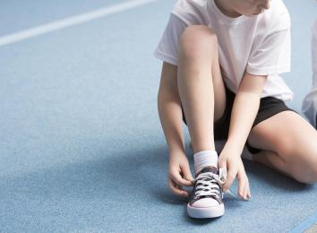 Jakie buty dla dziecka?